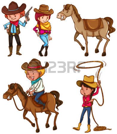 242 Horse Riding Group Stock Vector Illustration And Royalty Free.