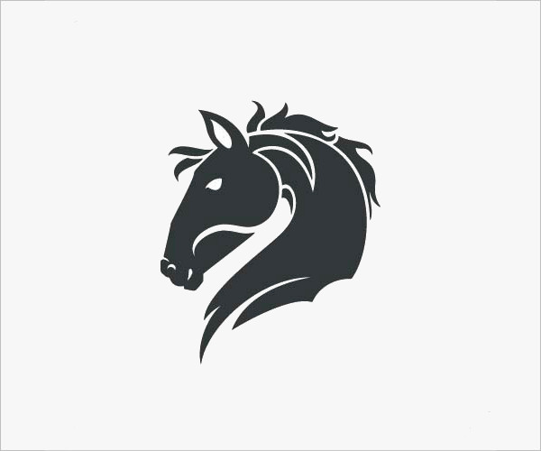 21 + Horse Logo Designs.
