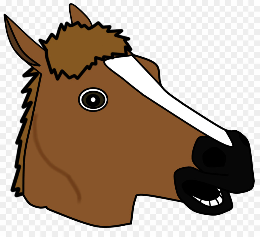 Horse Mask PNG American Paint Horse Horse Head Mask Clipart download.
