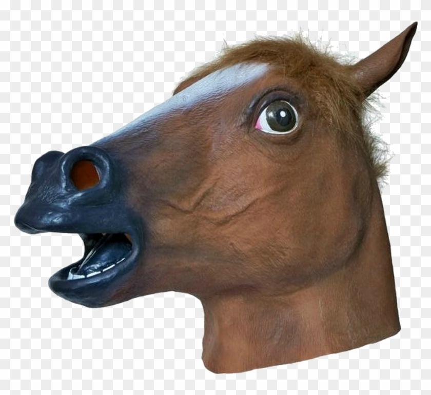 "transparent Horse Mask "", HD Png Download."