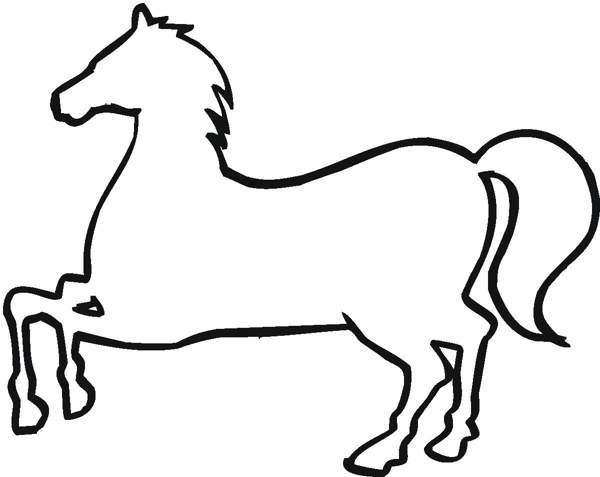 Free Horse Outline Images, Download Free Clip Art, Free Clip Art on.
