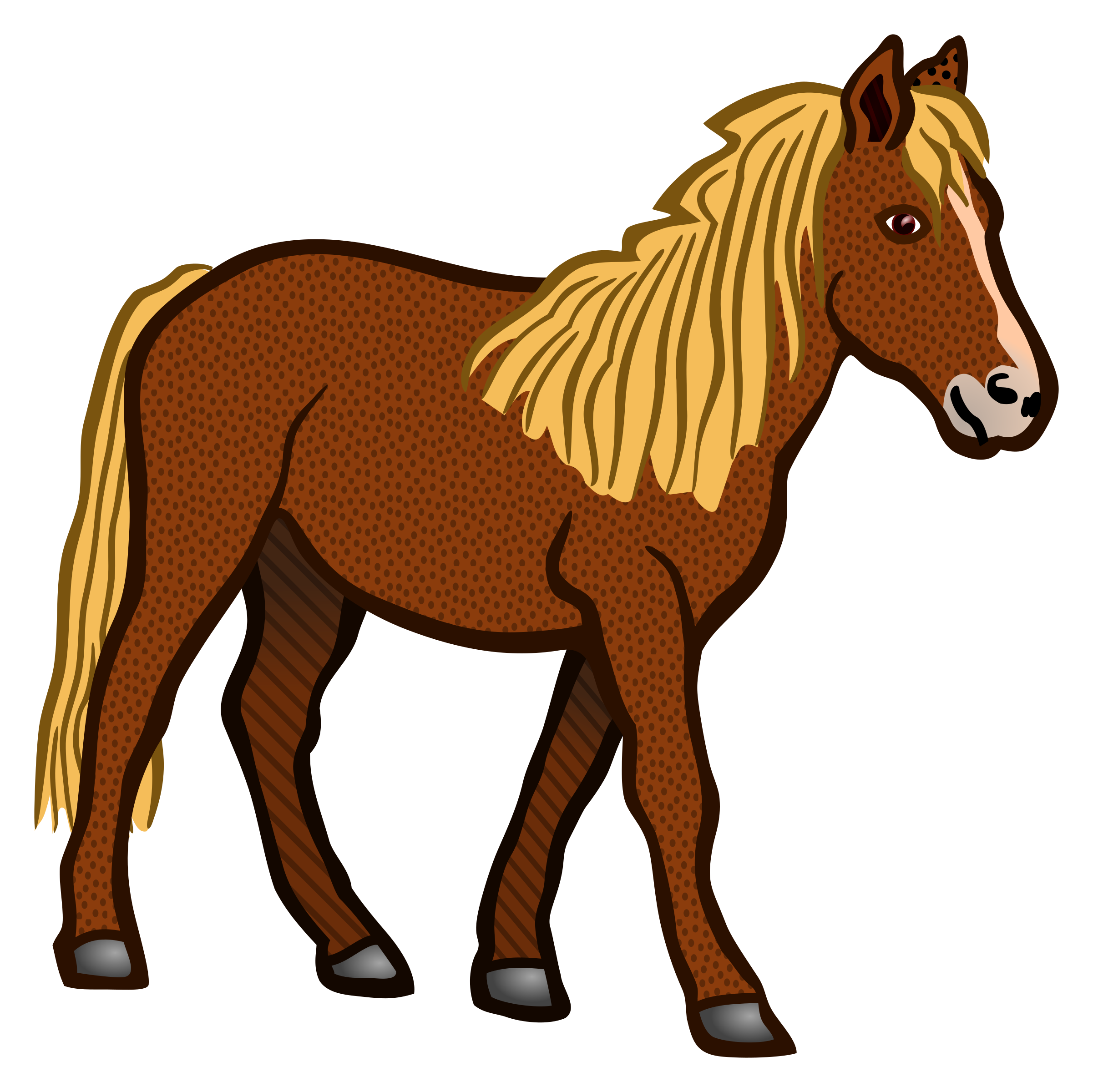 Horse Png Clipart.