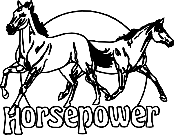 Horsepower Clip Art at Clker.com.