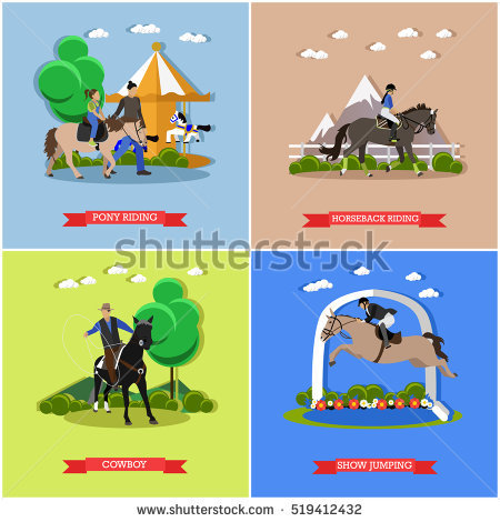 Horse Jockey Stock Images, Royalty.
