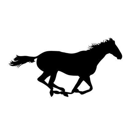 Horse running clipart 1 » Clipart Portal.