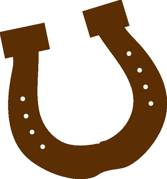 Free horseshoe clip art images.