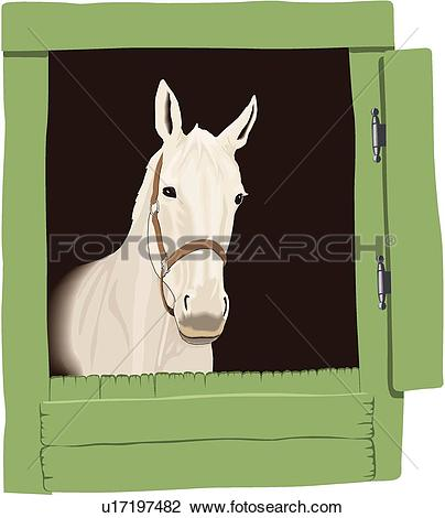 Horse stable Clipart Illustrations. 377 horse stable clip art.