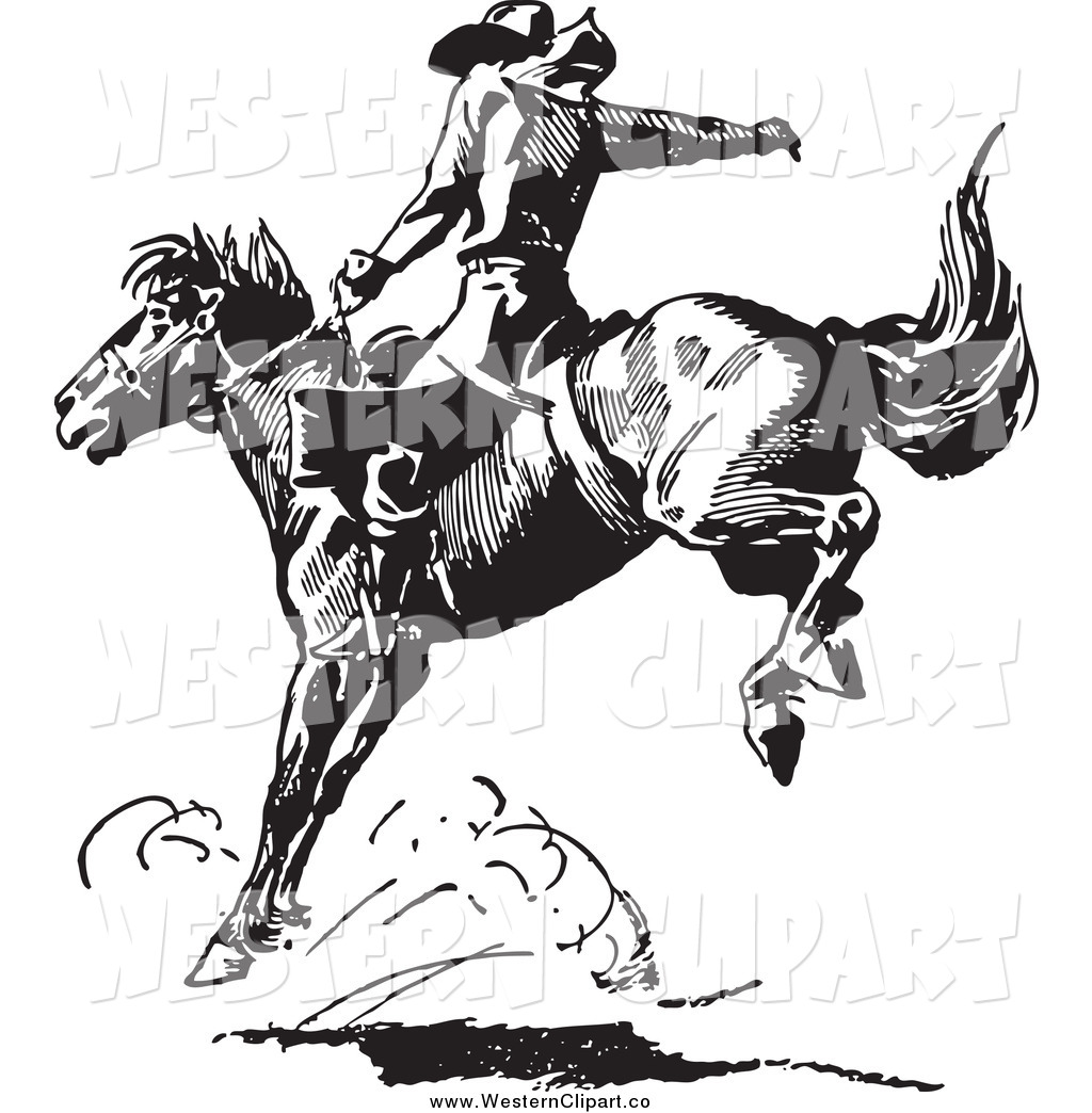 Royalty Free Horse Training Stock Western Designs.