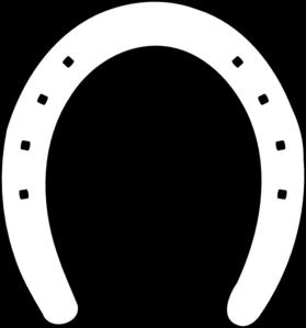 Horseshoe Applique Clip Art at Clker.com.