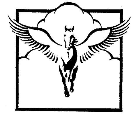 Horse with Wings Logo.