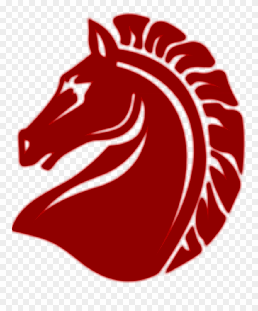 Logo Quiz Horse With Wings Alternative Design Clipart.