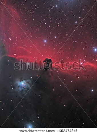 Nebula Stock Photos, Royalty.
