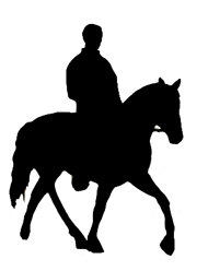 Horseman Clipart.