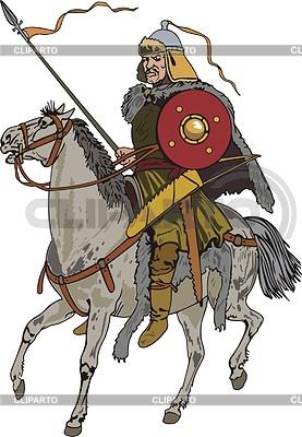 Horseman.