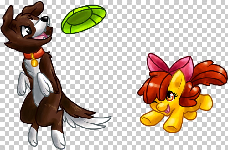 Apple Bloom Horse Play Dog Pet, horse PNG clipart.