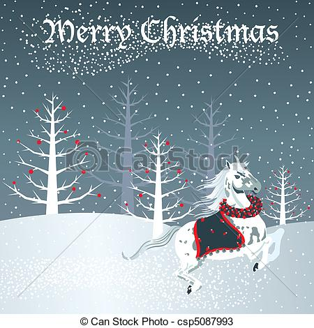 Horses snow Illustrations and Clip Art. 806 Horses snow royalty.