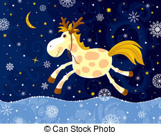 Winter horse Clipart and Stock Illustrations. 1,844 Winter horse.