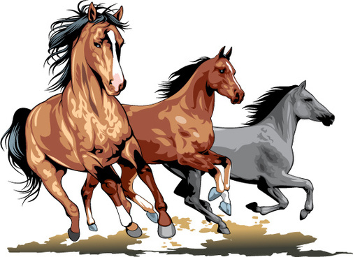 Running horse clip art free vector download (221,306 Free.