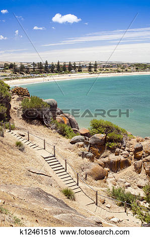 Pictures of Horseshoe Bay, South Australia k12461518.