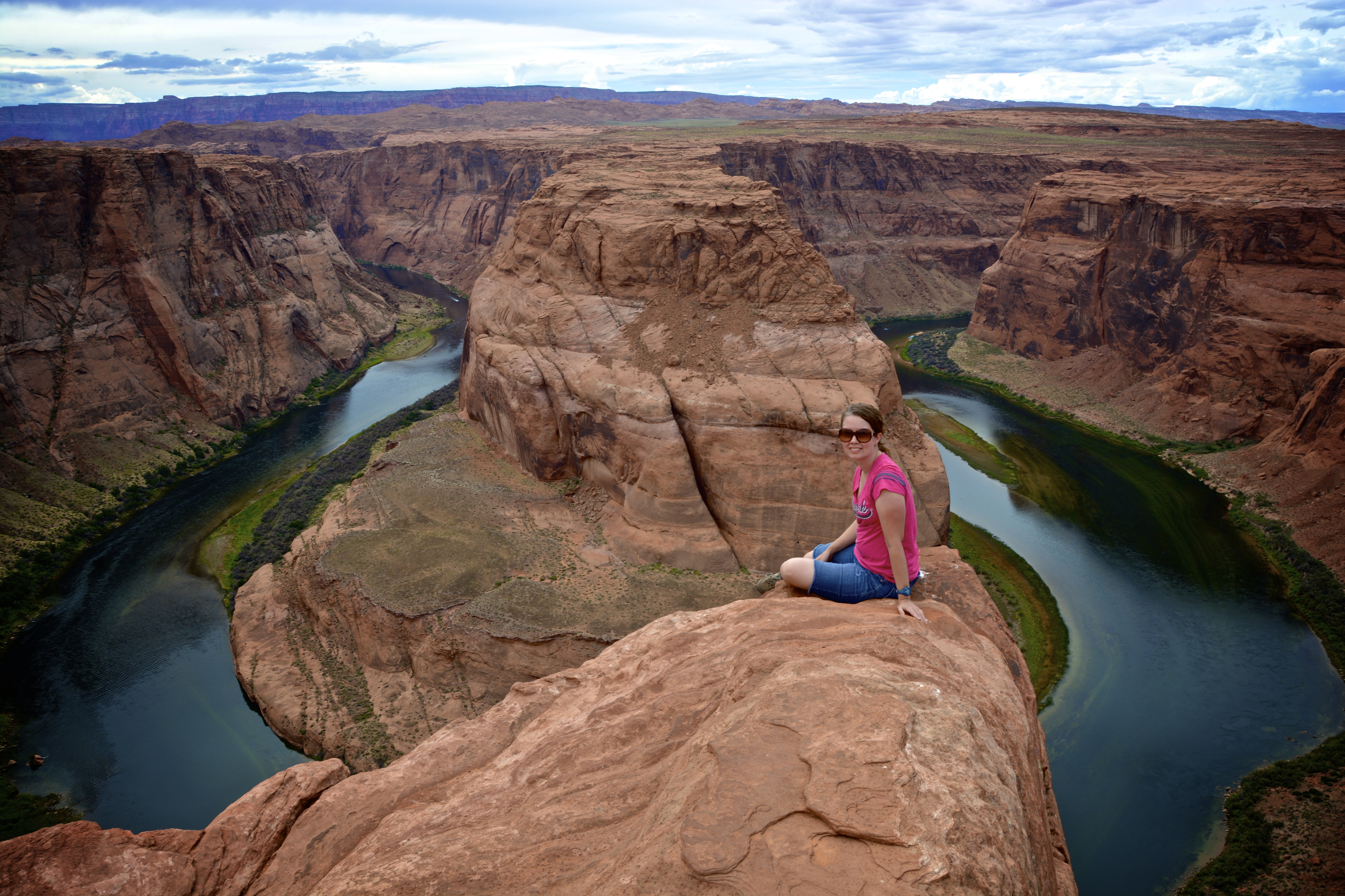 A Visit to Horseshoe Bend in the Grand Canyon.