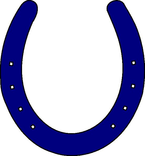 Horseshoe Clip Art Vector Free.