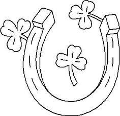 Fashion For > Brown Horseshoe Clipart.