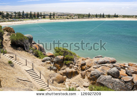Victor Harbour Stock Photos, Royalty.