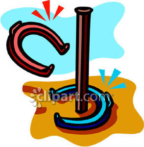 Horseshoe clipart horseshoe game, Horseshoe horseshoe game.