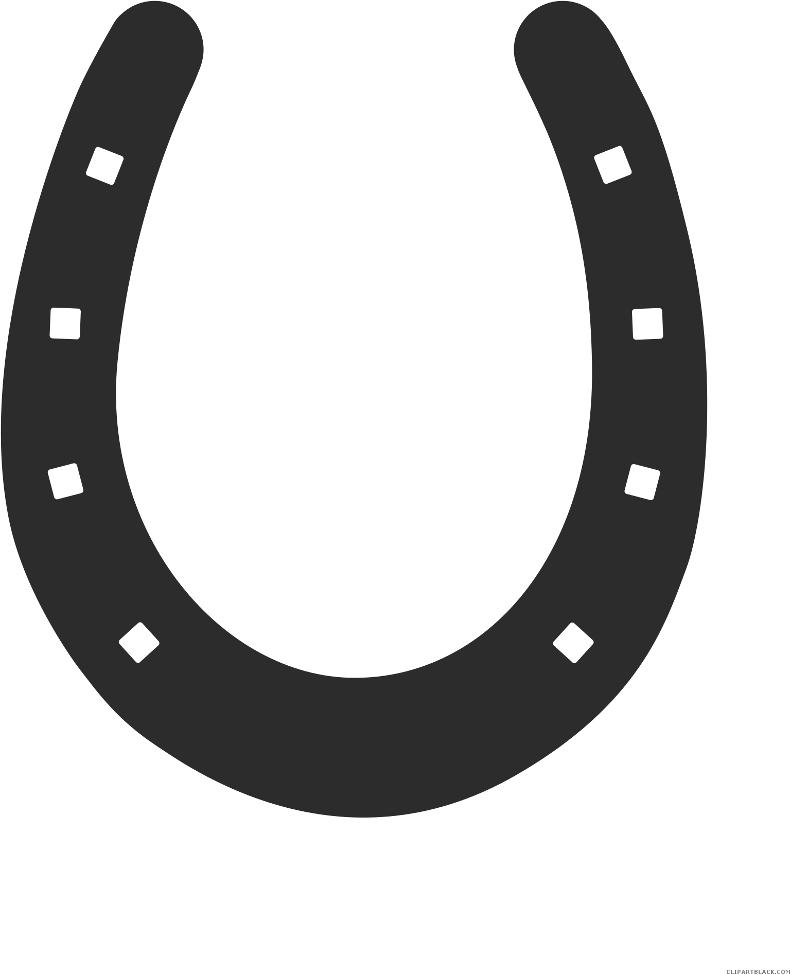 Horseshoe Clipart Transparent.