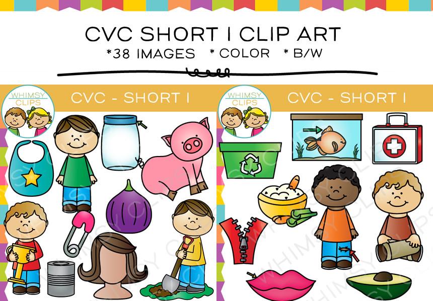 Cvc clip art , Images & Illustrations.