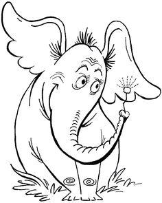 Horton Clipart.