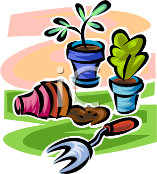 Horticulture Clipart.