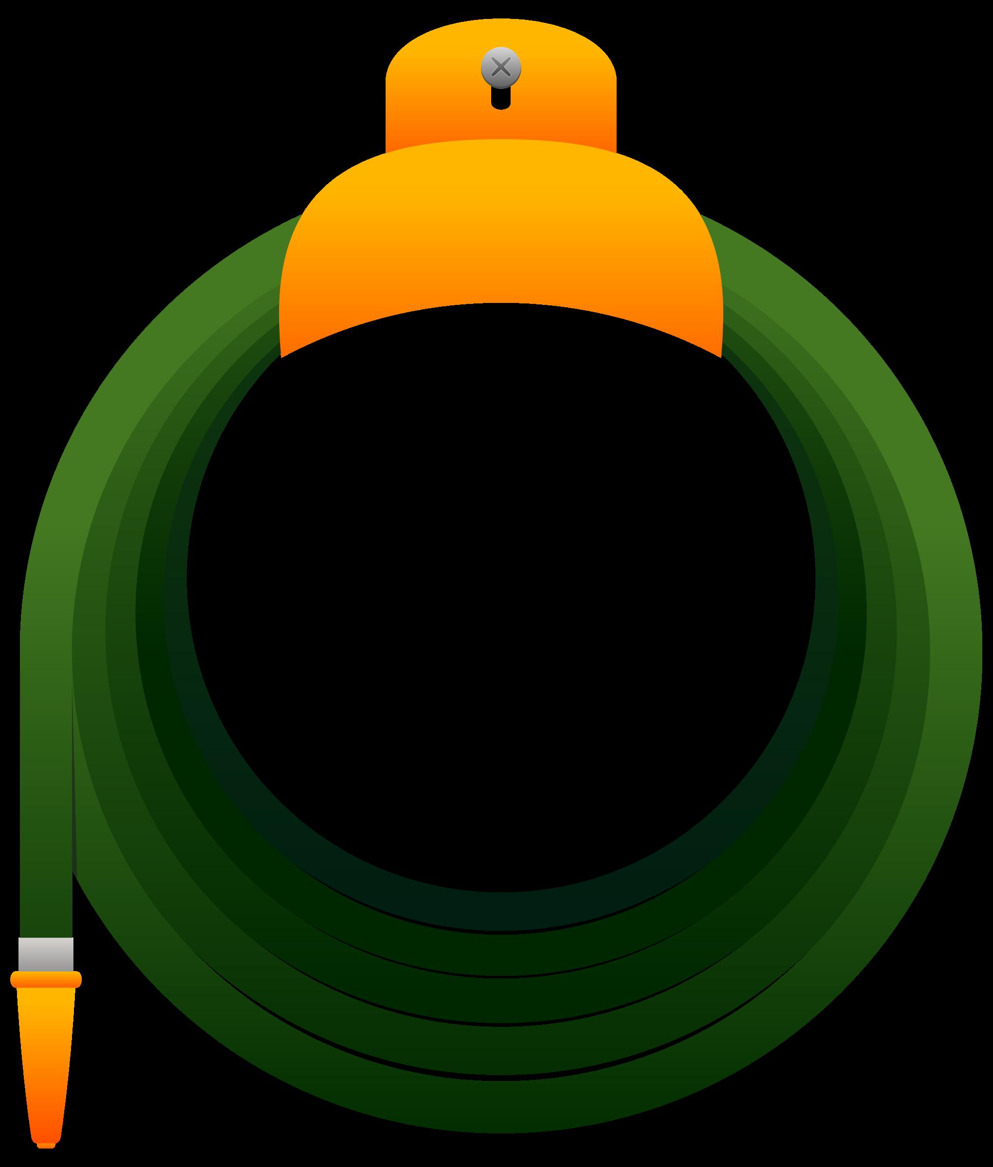 Clipart garden hose.