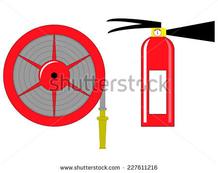 Hose Reel Stock Photos, Royalty.