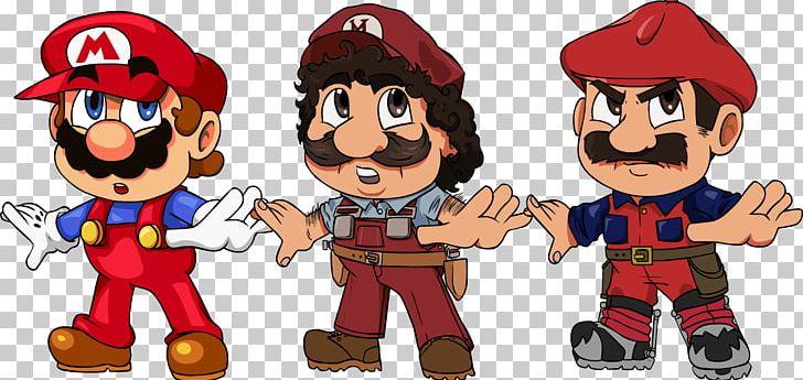 Mario Art Chibi Luigi Character PNG, Clipart, Art, Bob.