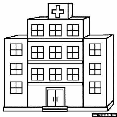 White Hospital Clipart, Explore Pictures within Hospital Clipart.
