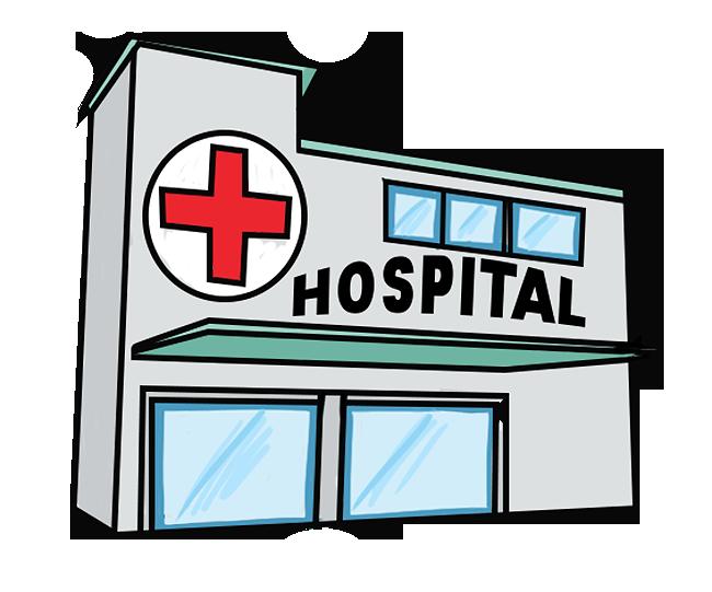 Hospital clipart hospital department, Hospital hospital.