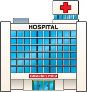 Hospital Clip Art Images.