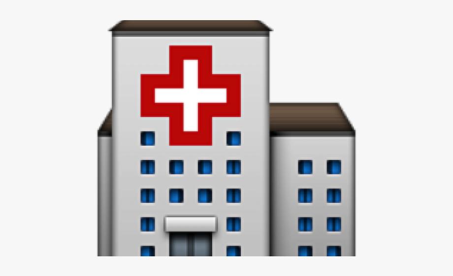 Hospital Clipart Transparent Background.