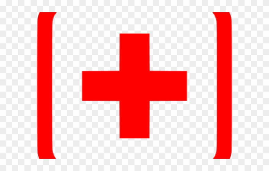 Red Cross Mark Clipart Hospital Cross.