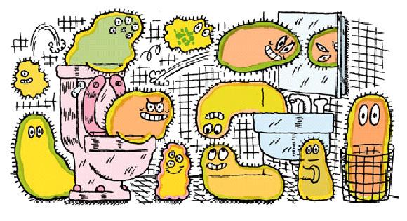 Germs that Lurk in Hospital Bathrooms : Target Health Global.