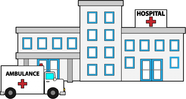 20 Hospital clipart cute for free download on Premium art.