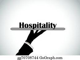 Hospitality Clip Art.