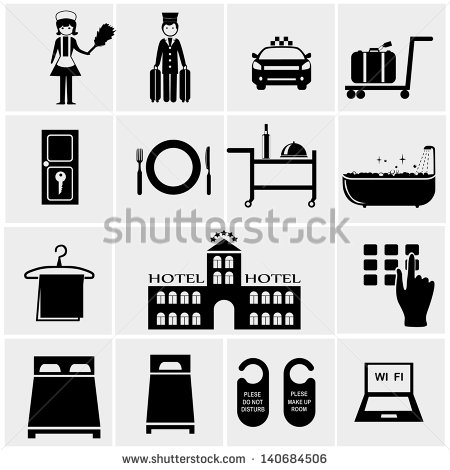 Hospitality Industry Stock Images, Royalty.