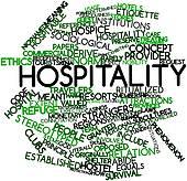Hospitality Clipart.