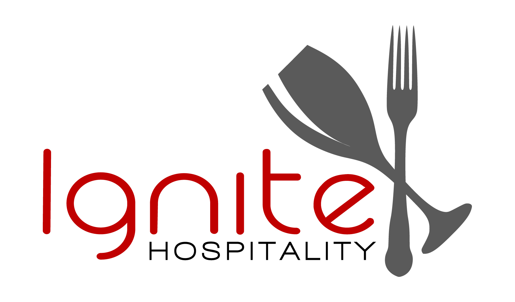 Hospitality Logo Design for Ignite Hospitality by Serkan.
