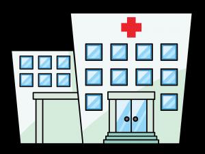 clipart hospital.