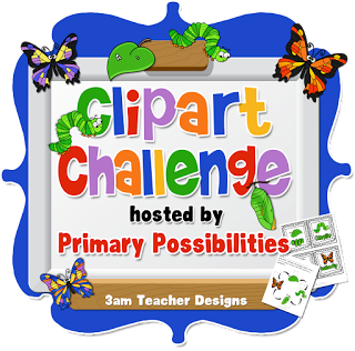 Teaching With Love and Laughter: Clipart Challenge.