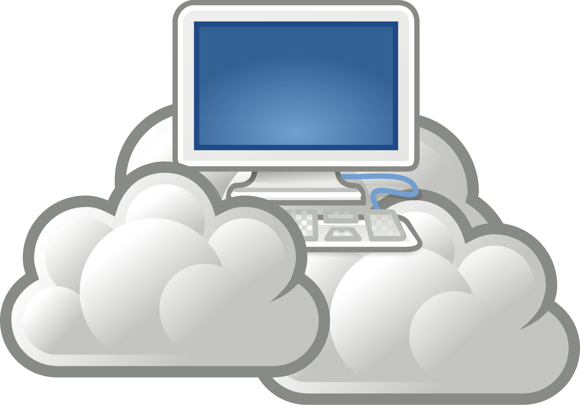 Cloud Hosting Website Services.