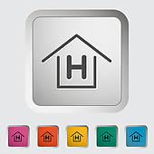 Hostel clipart #18